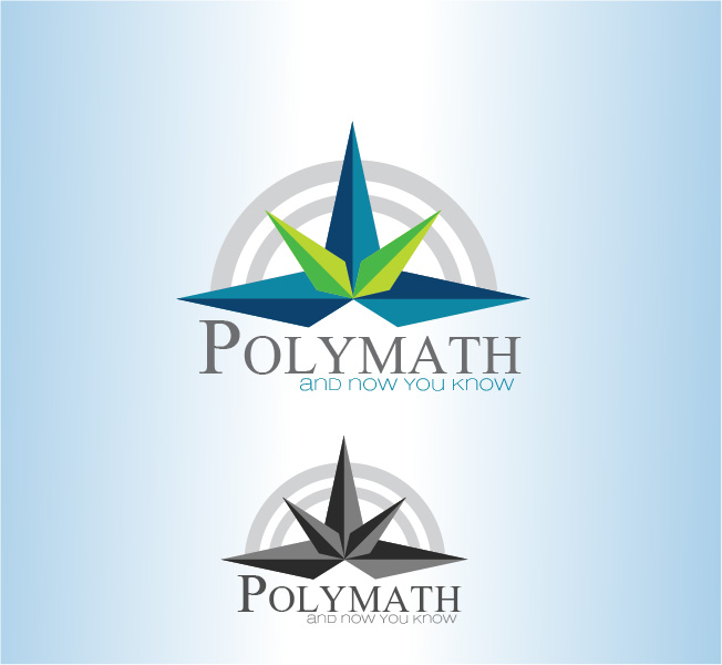 Logo Design by Iskander Dino - Entry No. 23 in the Logo Design Contest Imaginative Logo Design for Polymath.
