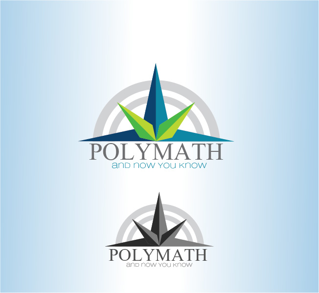 Logo Design by Iskander Dino - Entry No. 24 in the Logo Design Contest Imaginative Logo Design for Polymath.