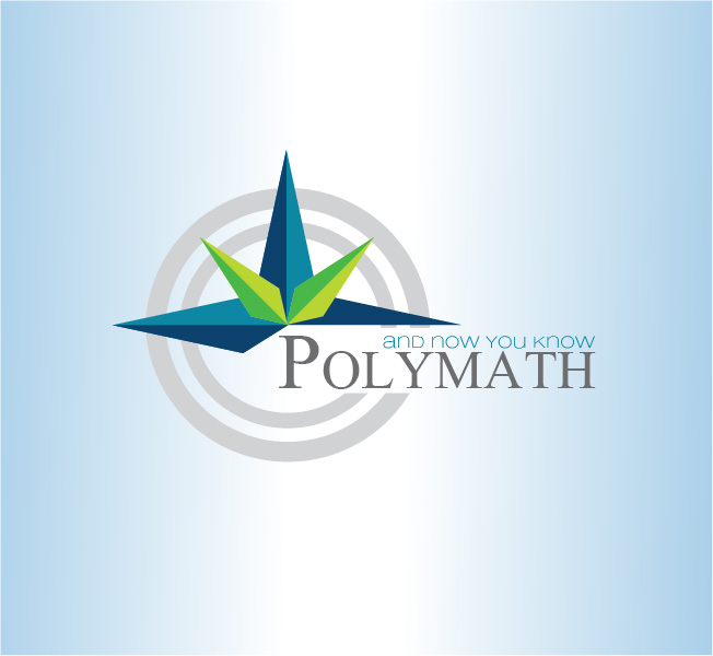 Logo Design by Iskander Dino - Entry No. 25 in the Logo Design Contest Imaginative Logo Design for Polymath.