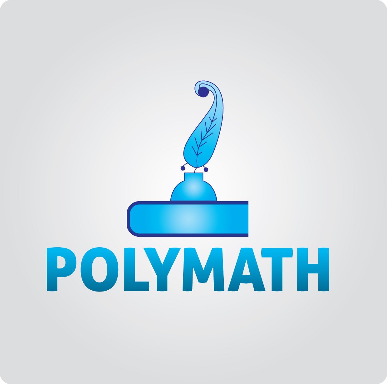 Logo Design by mediaproductionart - Entry No. 26 in the Logo Design Contest Imaginative Logo Design for Polymath.