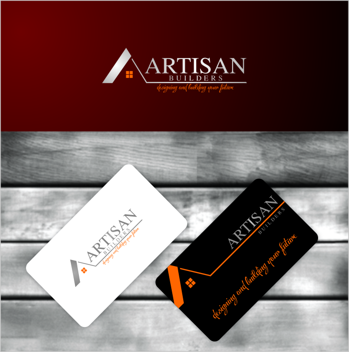Logo Design by Private User - Entry No. 132 in the Logo Design Contest Captivating Logo Design for Artisan Builders.