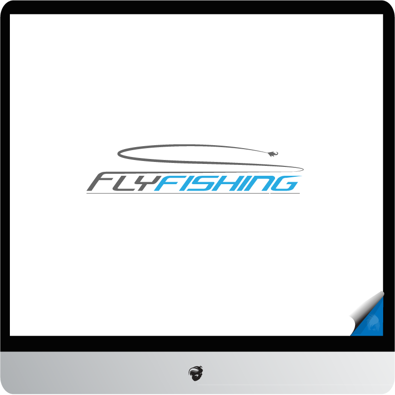 Logo Design by zesthar - Entry No. 22 in the Logo Design Contest Artistic Logo Design for fly-fishing.net.