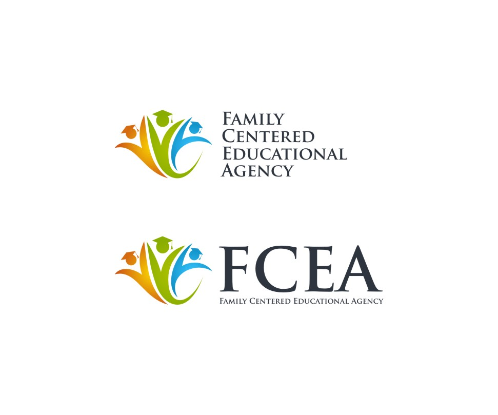 Logo Design by untung - Entry No. 16 in the Logo Design Contest Captivating Logo Design for Family Centered Educational Agency.