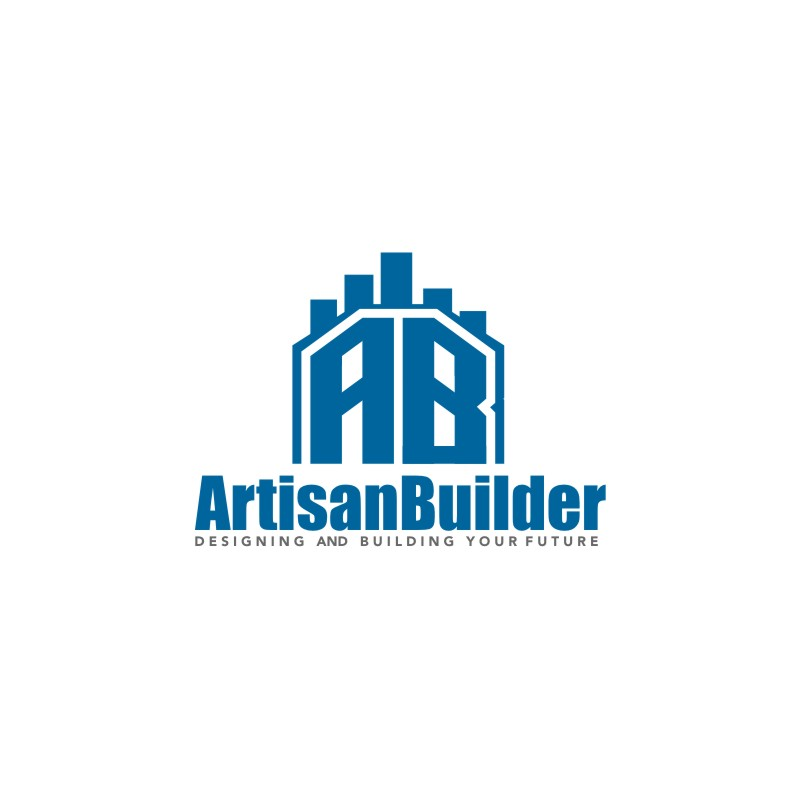 Logo Design by untung - Entry No. 133 in the Logo Design Contest Captivating Logo Design for Artisan Builders.