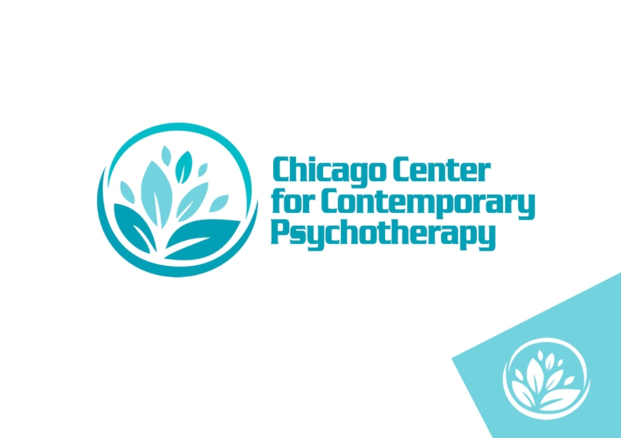 Logo Design by Respati Himawan - Entry No. 43 in the Logo Design Contest Inspiring Logo Design for Chicago Center for Contemporary Psychotherapy.