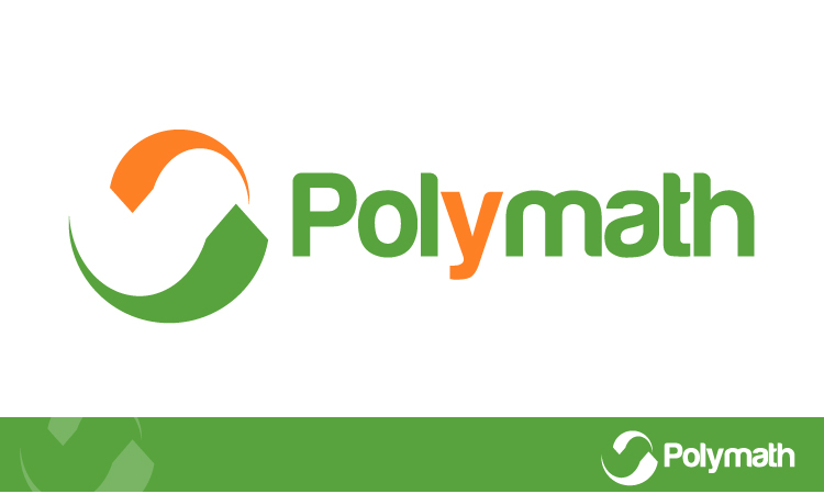 Logo Design by Mobin Asghar - Entry No. 28 in the Logo Design Contest Imaginative Logo Design for Polymath.