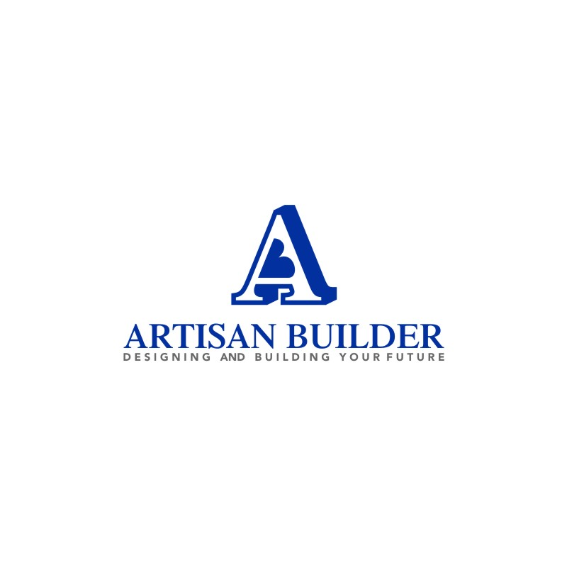 Logo Design by untung - Entry No. 134 in the Logo Design Contest Captivating Logo Design for Artisan Builders.