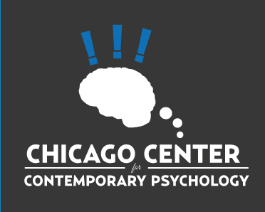 Logo Design by Melissa Van der Stock - Entry No. 44 in the Logo Design Contest Inspiring Logo Design for Chicago Center for Contemporary Psychotherapy.