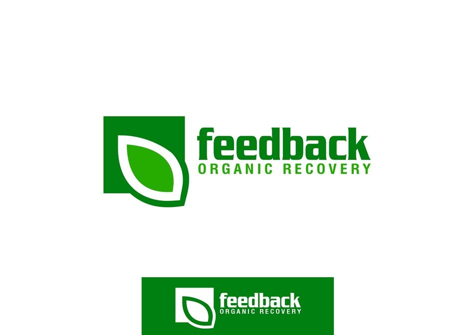 Logo Design by Respati Himawan - Entry No. 82 in the Logo Design Contest Feedback Organic Recovery  Logo Design.