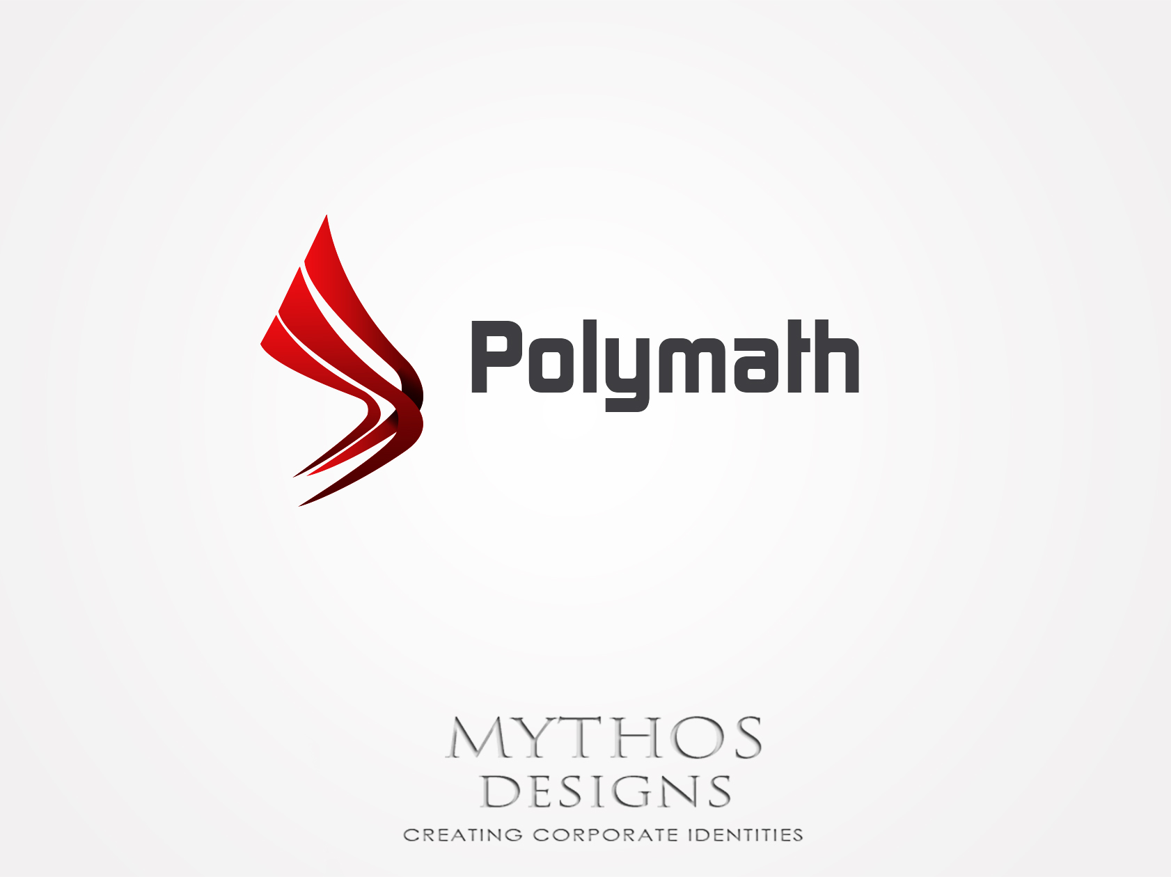 Logo Design by Mythos Designs - Entry No. 30 in the Logo Design Contest Imaginative Logo Design for Polymath.