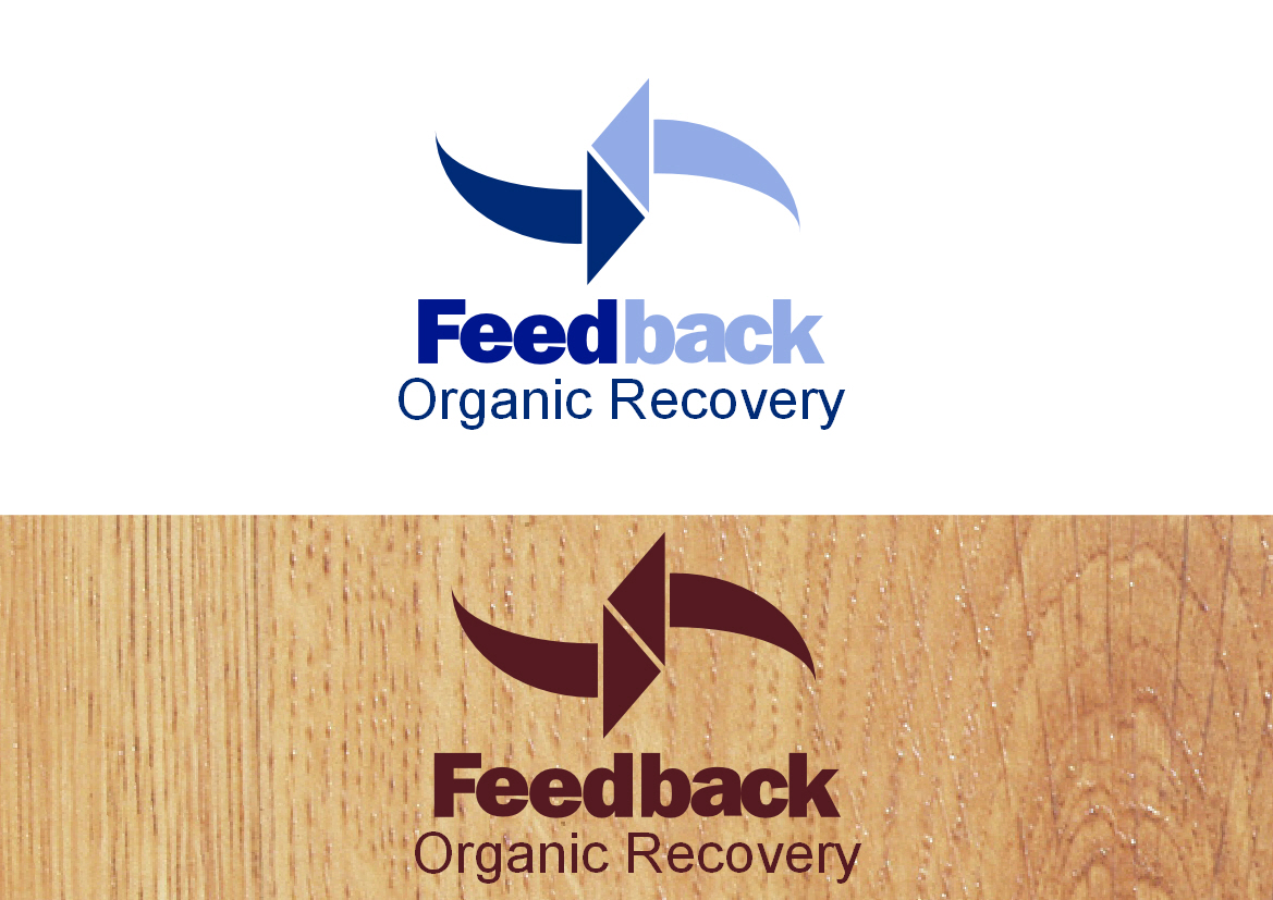 Logo Design by Heri Susanto - Entry No. 85 in the Logo Design Contest Feedback Organic Recovery  Logo Design.