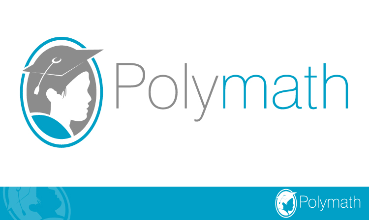 Logo Design by Mobin Asghar - Entry No. 35 in the Logo Design Contest Imaginative Logo Design for Polymath.
