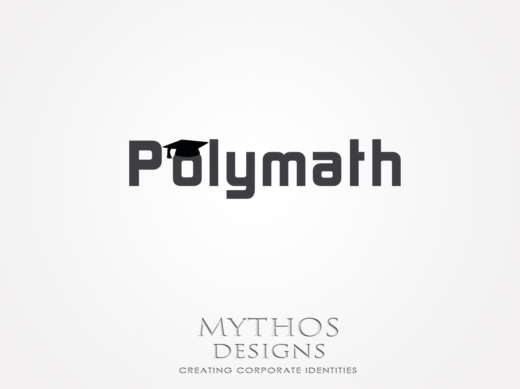 Logo Design by Mythos Designs - Entry No. 36 in the Logo Design Contest Imaginative Logo Design for Polymath.