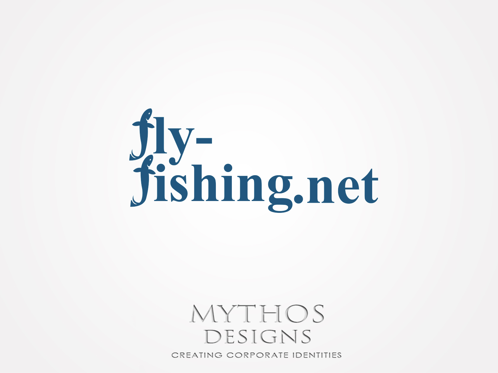 Logo Design by Mythos Designs - Entry No. 29 in the Logo Design Contest Artistic Logo Design for fly-fishing.net.
