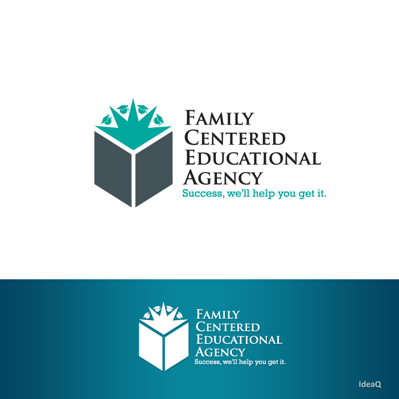 Logo Design by Private User - Entry No. 24 in the Logo Design Contest Captivating Logo Design for Family Centered Educational Agency.
