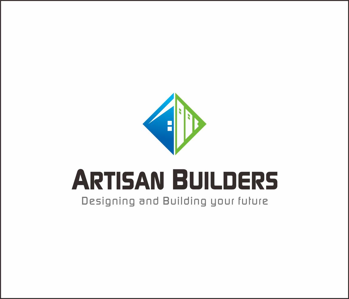 Logo Design by Armada Jamaluddin - Entry No. 149 in the Logo Design Contest Captivating Logo Design for Artisan Builders.
