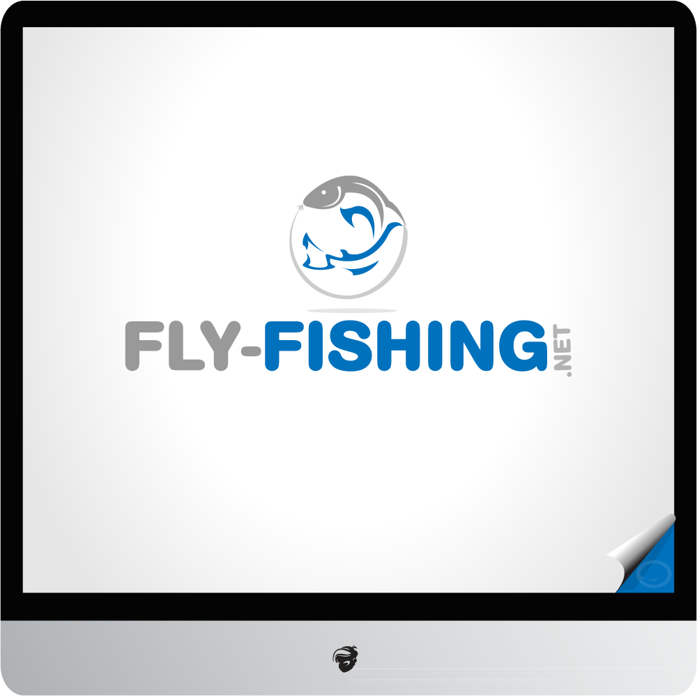 Logo Design by zesthar - Entry No. 33 in the Logo Design Contest Artistic Logo Design for fly-fishing.net.