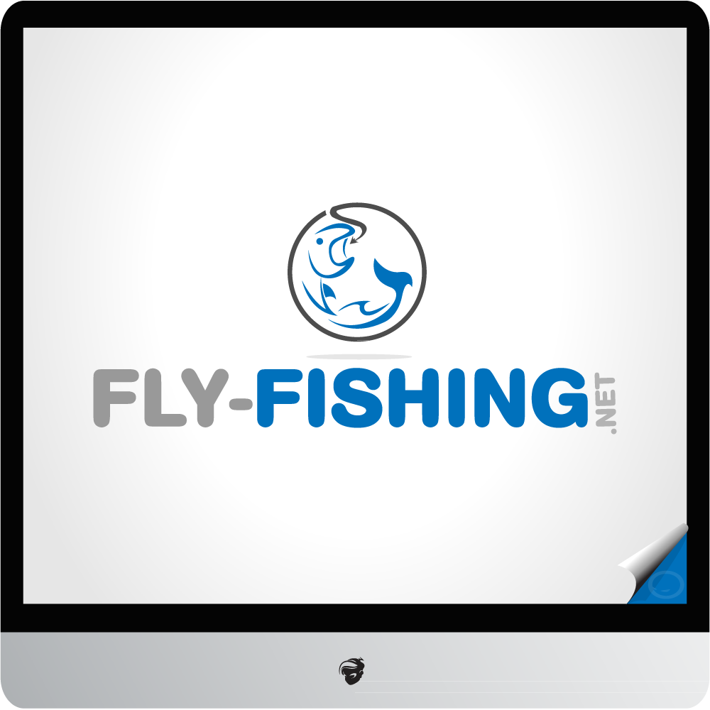 Logo Design by zesthar - Entry No. 34 in the Logo Design Contest Artistic Logo Design for fly-fishing.net.