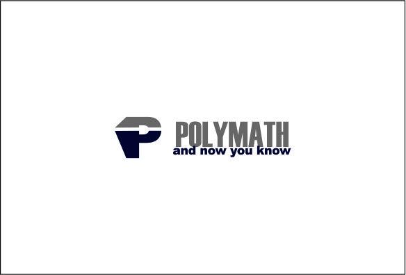 Logo Design by Agus Martoyo - Entry No. 39 in the Logo Design Contest Imaginative Logo Design for Polymath.