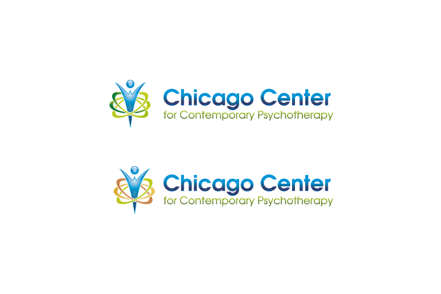 Logo Design by Digital Designs - Entry No. 52 in the Logo Design Contest Inspiring Logo Design for Chicago Center for Contemporary Psychotherapy.