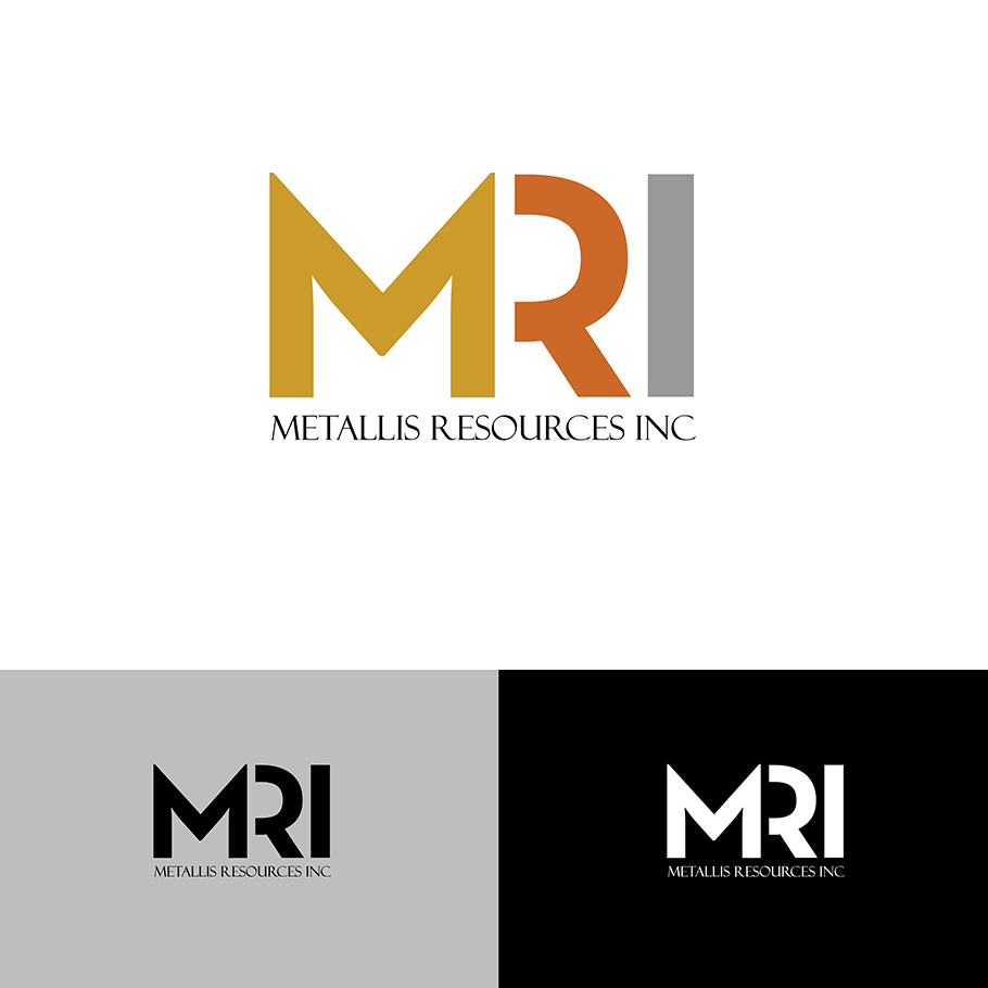 Logo Design by robken0174 - Entry No. 1 in the Logo Design Contest Metallis Resources Inc Logo Design.