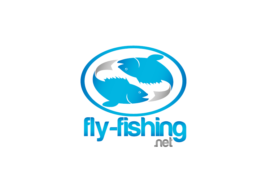 Logo Design by Private User - Entry No. 41 in the Logo Design Contest Artistic Logo Design for fly-fishing.net.