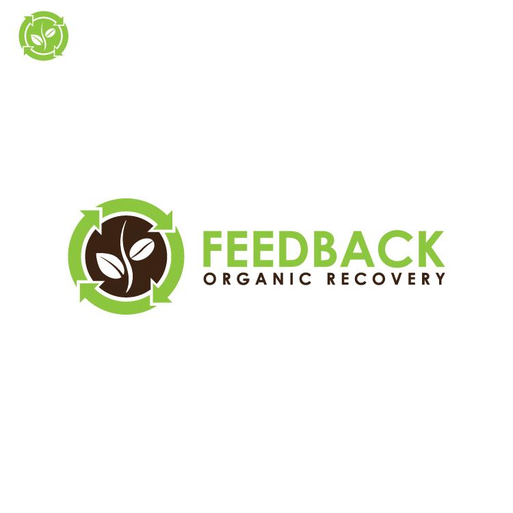 Logo Design by mcsanjose22 - Entry No. 96 in the Logo Design Contest Feedback Organic Recovery  Logo Design.