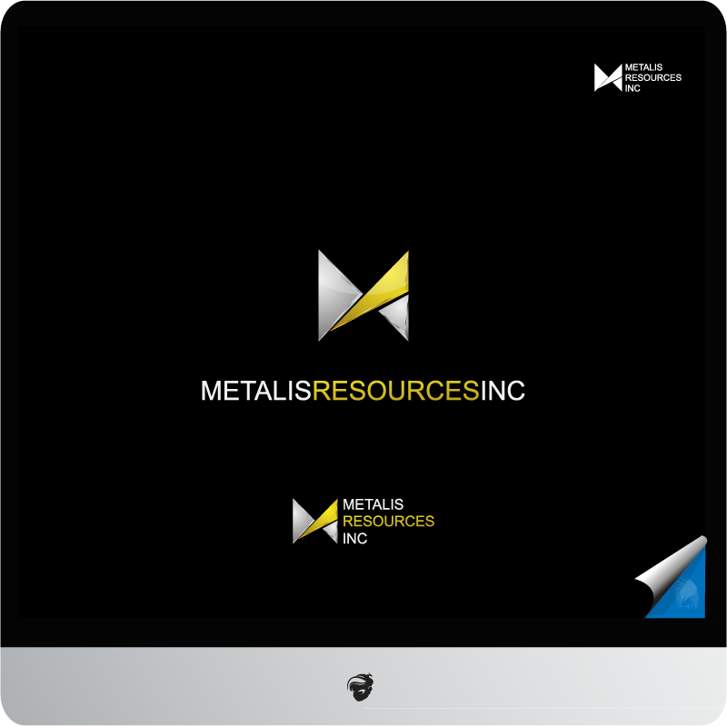 Logo Design by zesthar - Entry No. 4 in the Logo Design Contest Metallis Resources Inc Logo Design.