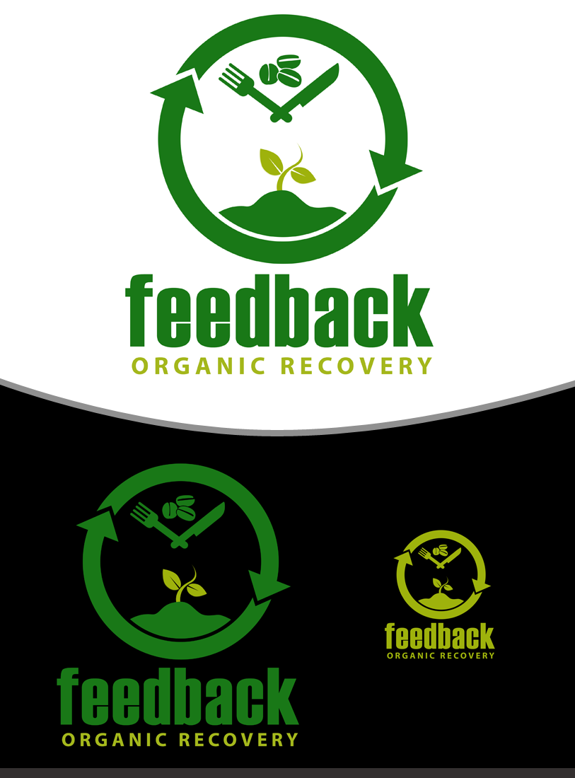 Logo Design by Private User - Entry No. 97 in the Logo Design Contest Feedback Organic Recovery  Logo Design.