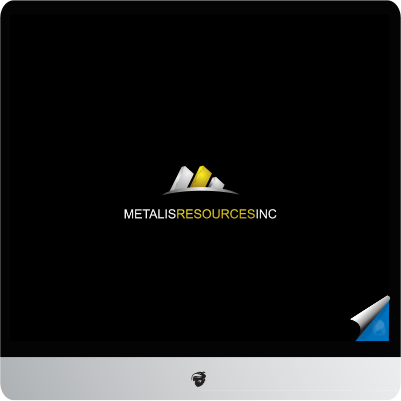 Logo Design by zesthar - Entry No. 6 in the Logo Design Contest Metallis Resources Inc Logo Design.