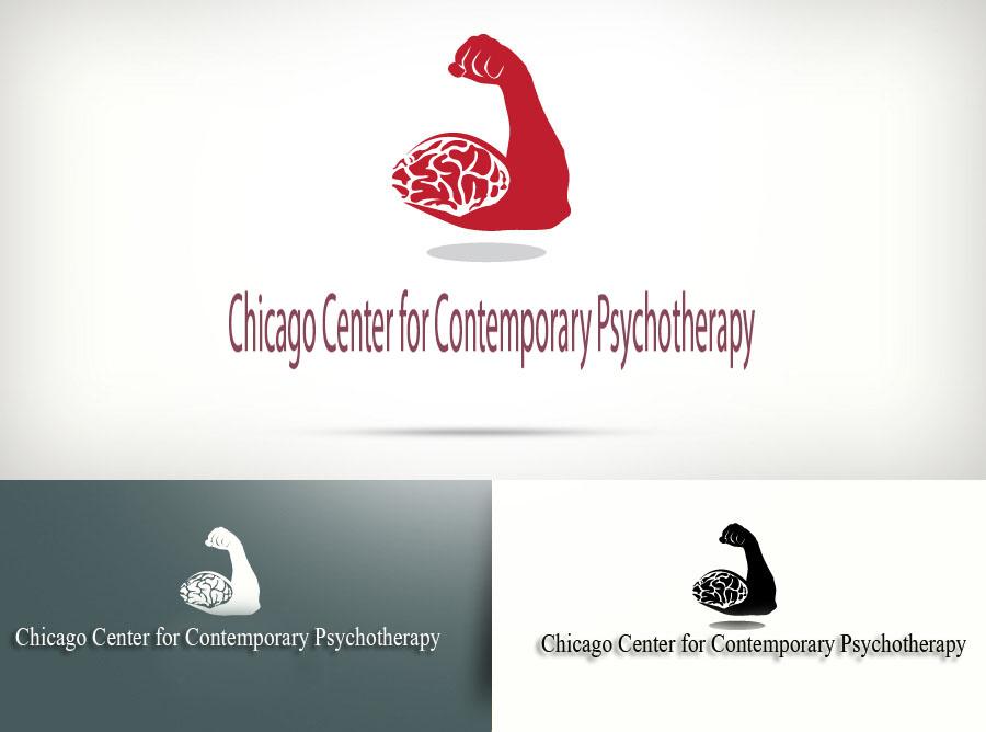 Logo Design by Kishor Reddy - Entry No. 55 in the Logo Design Contest Inspiring Logo Design for Chicago Center for Contemporary Psychotherapy.