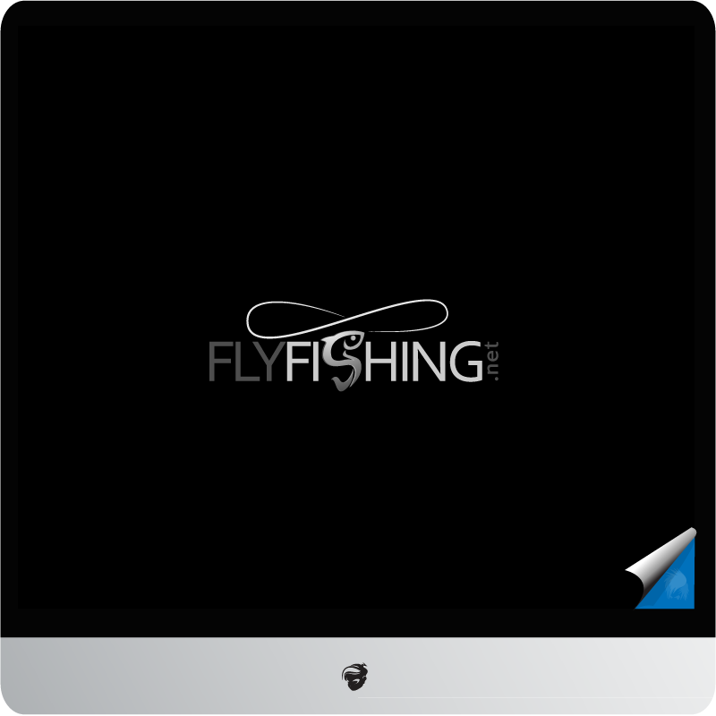 Logo Design by zesthar - Entry No. 44 in the Logo Design Contest Artistic Logo Design for fly-fishing.net.