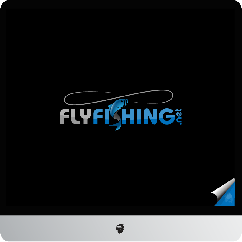 Logo Design by zesthar - Entry No. 46 in the Logo Design Contest Artistic Logo Design for fly-fishing.net.