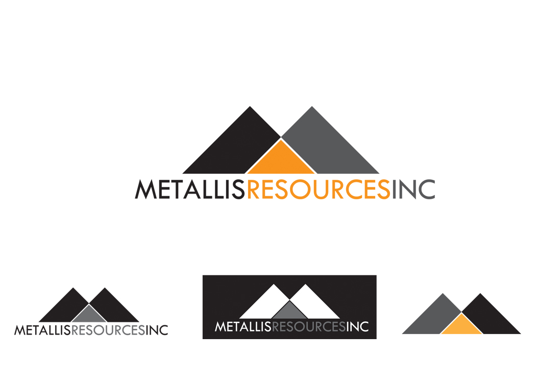 Logo Design by cochinseng - Entry No. 10 in the Logo Design Contest Metallis Resources Inc Logo Design.