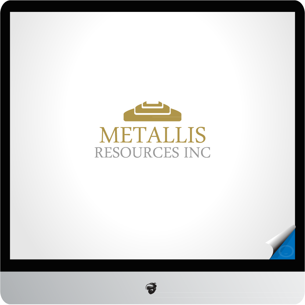 Logo Design by zesthar - Entry No. 11 in the Logo Design Contest Metallis Resources Inc Logo Design.