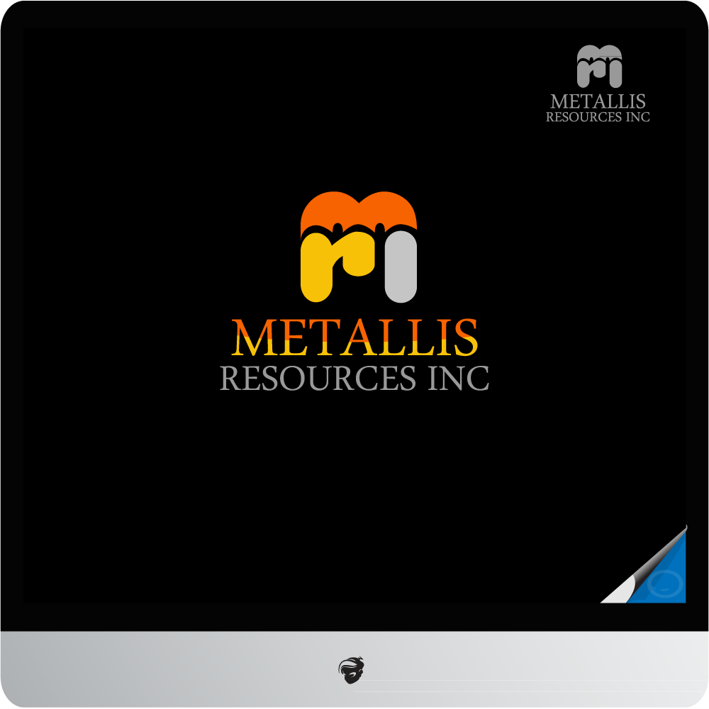 Logo Design by zesthar - Entry No. 13 in the Logo Design Contest Metallis Resources Inc Logo Design.