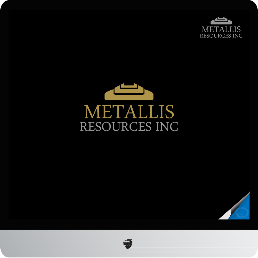 Logo Design by zesthar - Entry No. 14 in the Logo Design Contest Metallis Resources Inc Logo Design.
