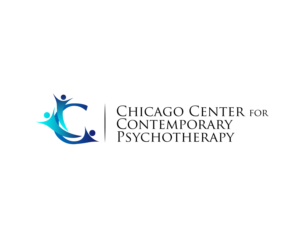 Logo Design by César Cuervo - Entry No. 63 in the Logo Design Contest Inspiring Logo Design for Chicago Center for Contemporary Psychotherapy.