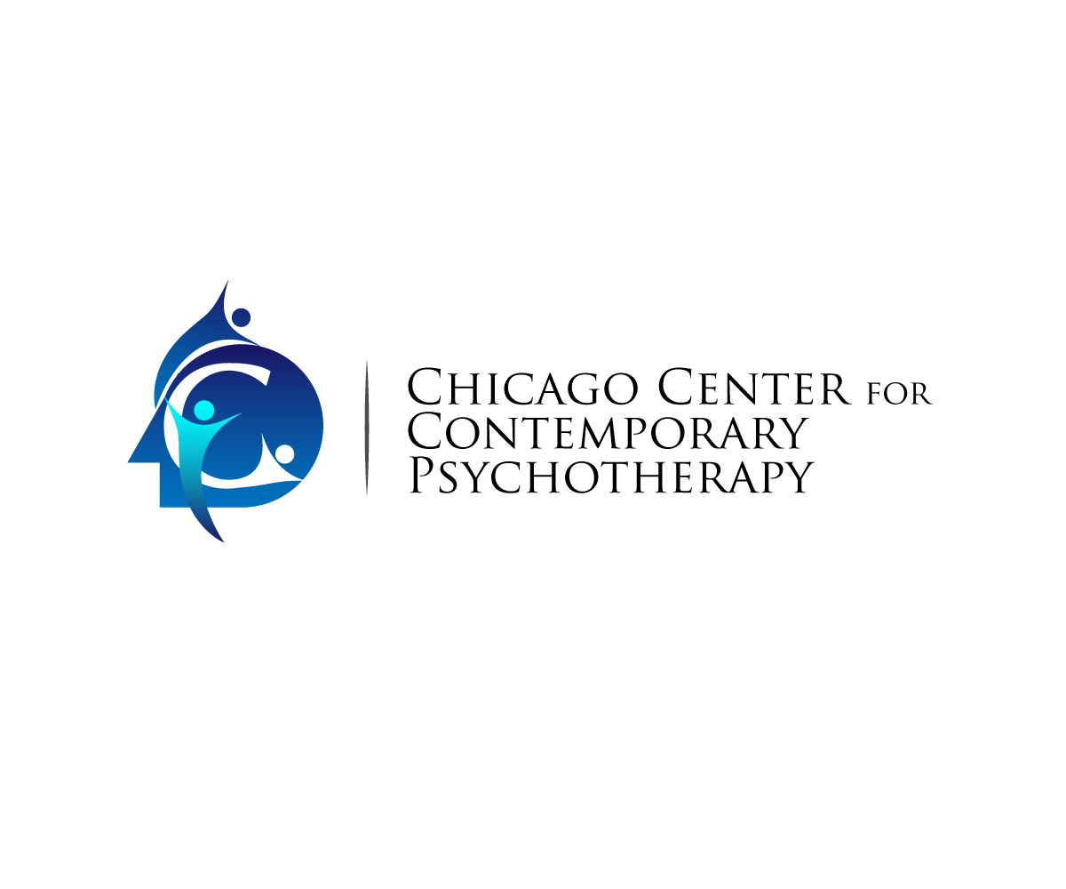 Logo Design by César Cuervo - Entry No. 64 in the Logo Design Contest Inspiring Logo Design for Chicago Center for Contemporary Psychotherapy.