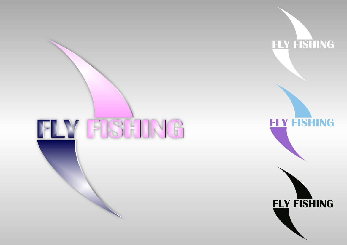 Logo Design by Heri Susanto - Entry No. 47 in the Logo Design Contest Artistic Logo Design for fly-fishing.net.