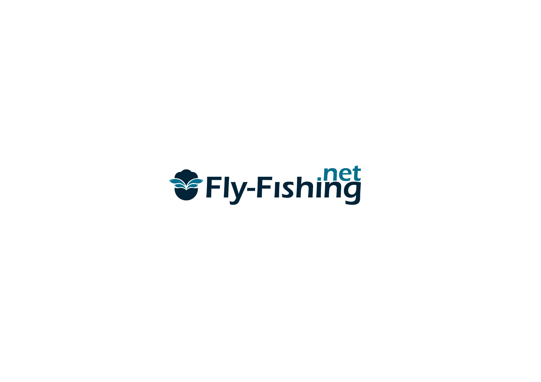 Logo Design by Osi Indra - Entry No. 49 in the Logo Design Contest Artistic Logo Design for fly-fishing.net.