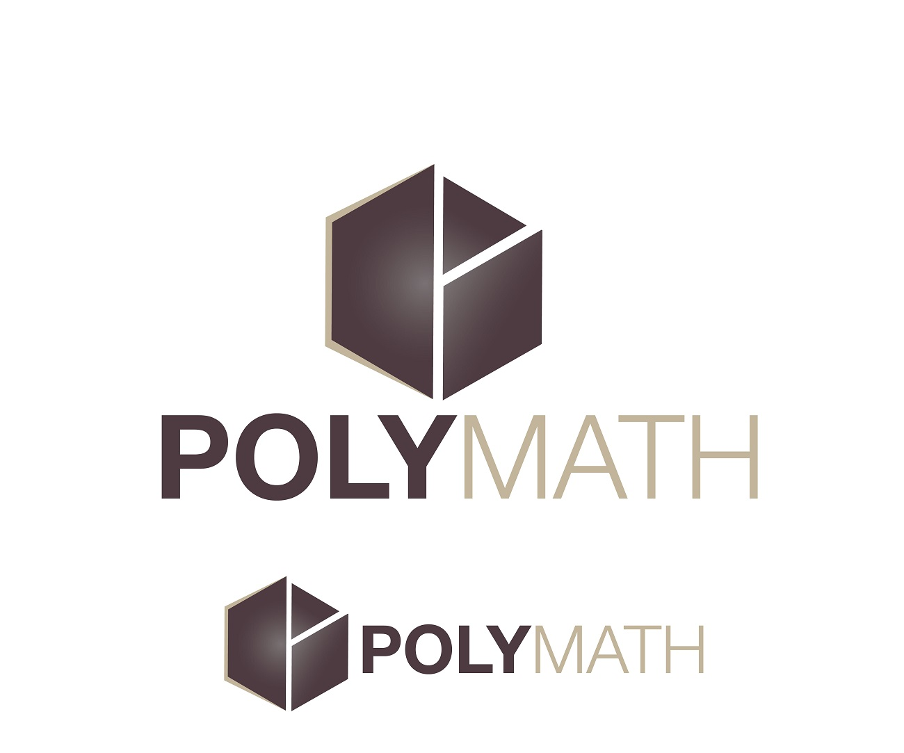 Logo Design by jhunzkie24 - Entry No. 42 in the Logo Design Contest Imaginative Logo Design for Polymath.