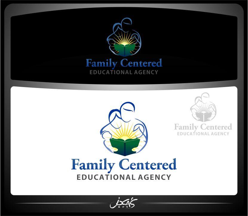 Logo Design by joca - Entry No. 32 in the Logo Design Contest Captivating Logo Design for Family Centered Educational Agency.