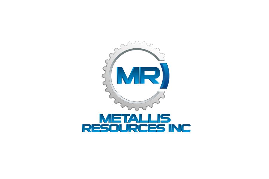 Logo Design by Private User - Entry No. 19 in the Logo Design Contest Metallis Resources Inc Logo Design.