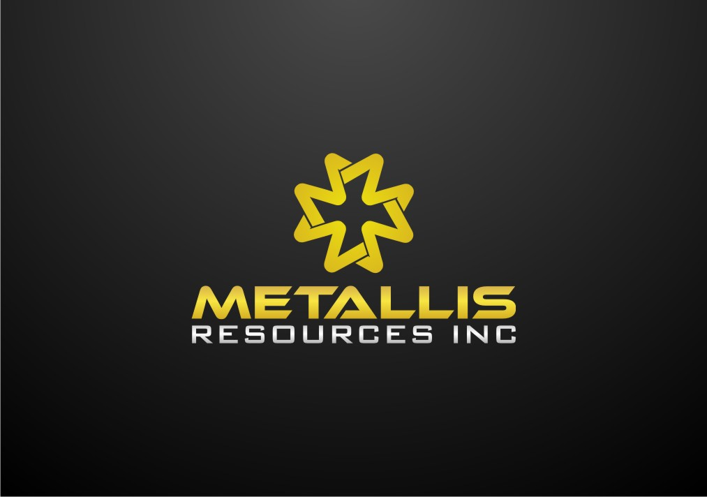 Logo Design by untung - Entry No. 20 in the Logo Design Contest Metallis Resources Inc Logo Design.