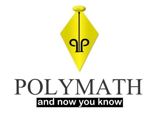 Logo Design by Ismail Adhi Wibowo - Entry No. 45 in the Logo Design Contest Imaginative Logo Design for Polymath.