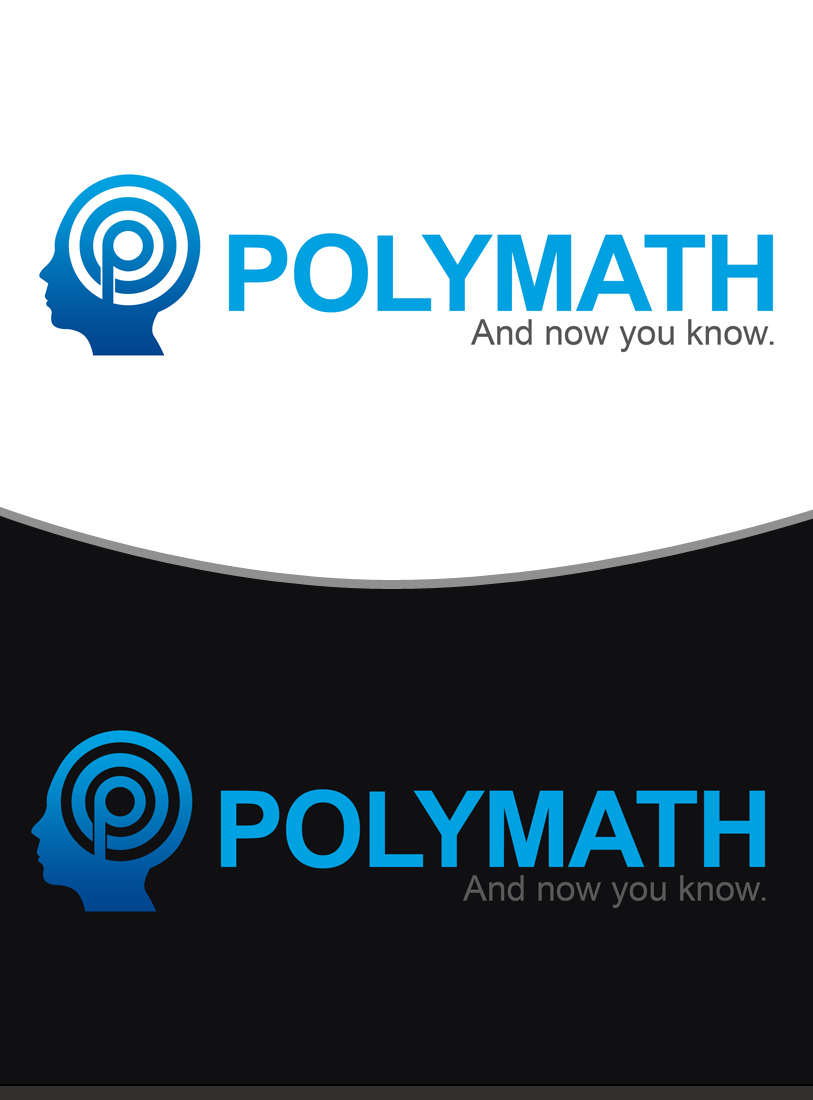 Logo Design by Robert Turla - Entry No. 47 in the Logo Design Contest Imaginative Logo Design for Polymath.