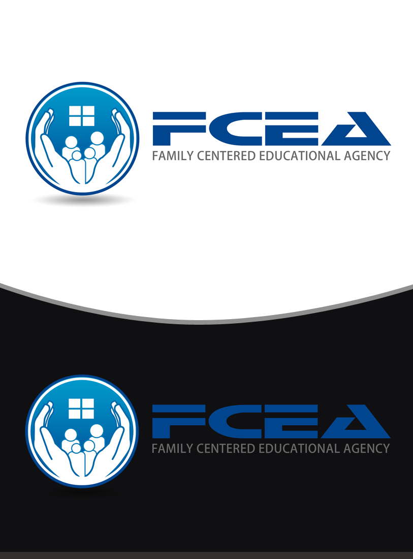Logo Design by Robert Turla - Entry No. 38 in the Logo Design Contest Captivating Logo Design for Family Centered Educational Agency.