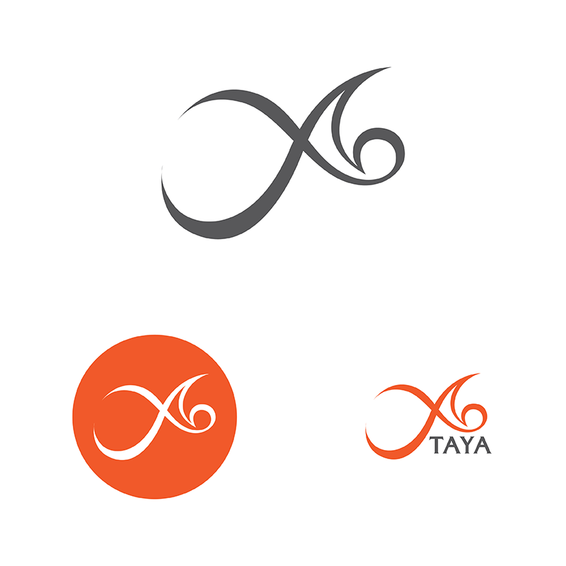 Logo Design by kianoke - Entry No. 71 in the Logo Design Contest Imaginative Logo Design for TAYA.