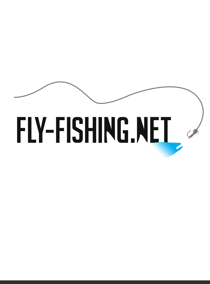 Logo Design by Robert Turla - Entry No. 59 in the Logo Design Contest Artistic Logo Design for fly-fishing.net.